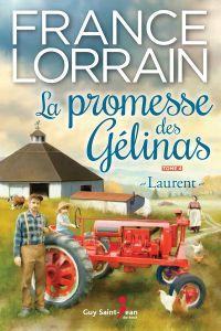 Cover image (La promesse des Gélinas, tome 4)