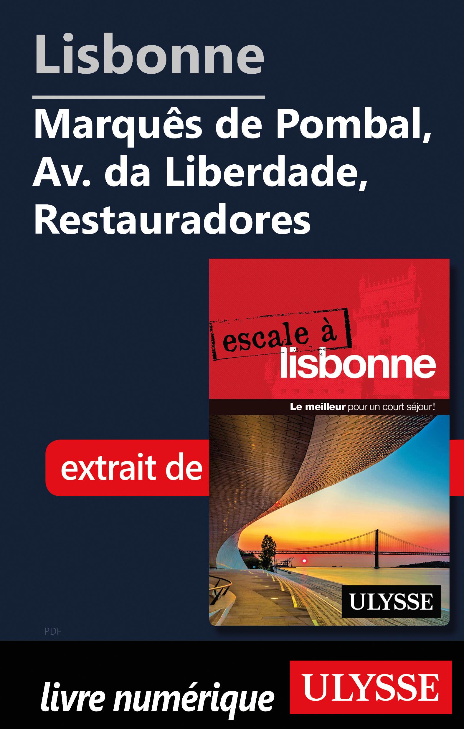 Lisbonne -Marquês de Pombal...