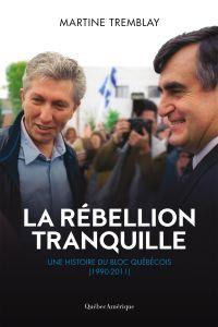 Image de couverture (La rébellion tranquille)