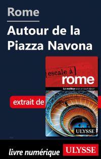 Rome - Autour de la Piazza ...