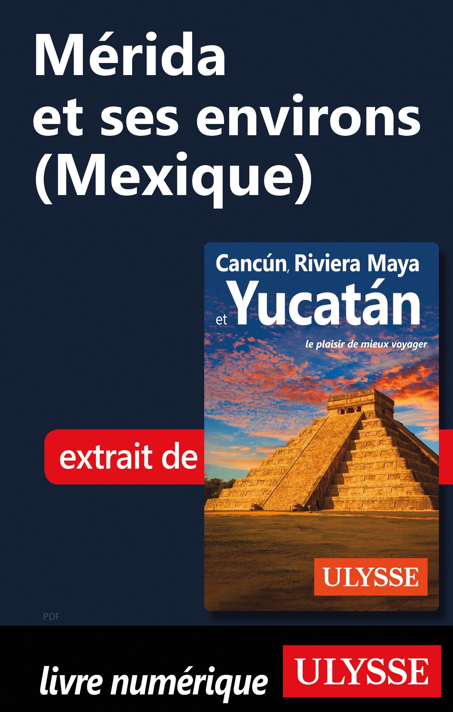 Mérida etsesenvirons (Mex...