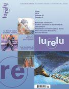 Lurelu. Vol. 38 No. 3, Hive...