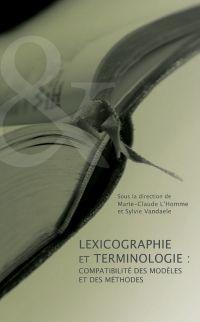Lexicographie et terminologie