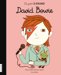 Image de couverture (David Bowie)