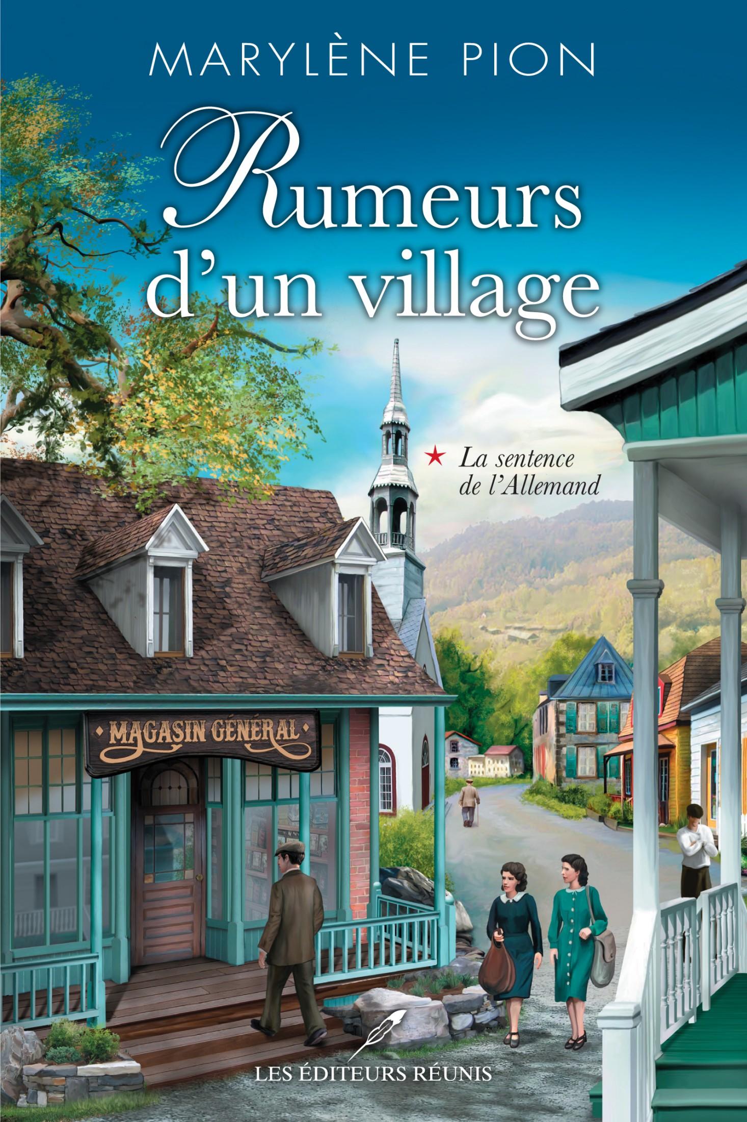Rumeurs d'un village T.1