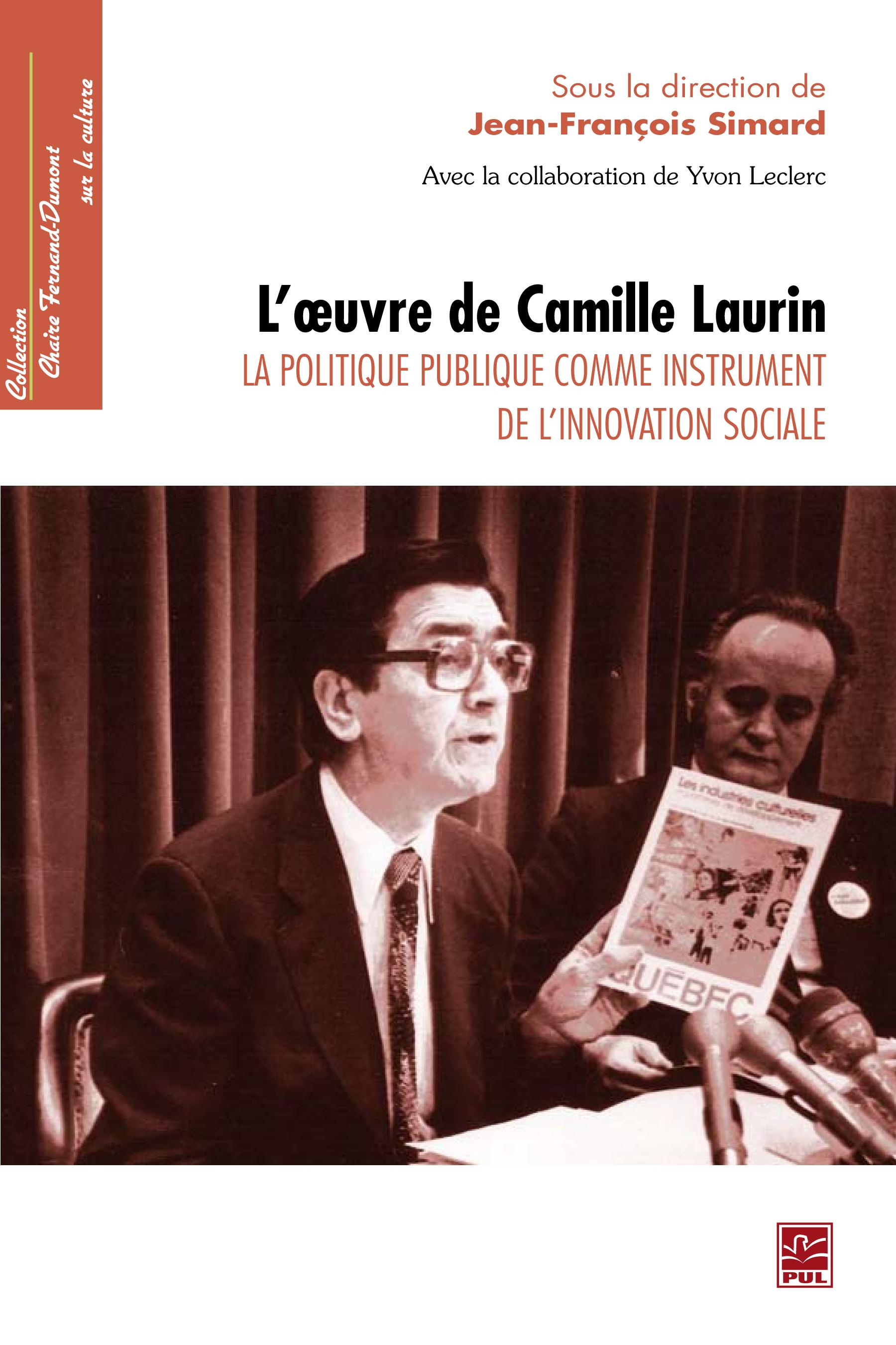 L'oeuvre de Camille Laurin