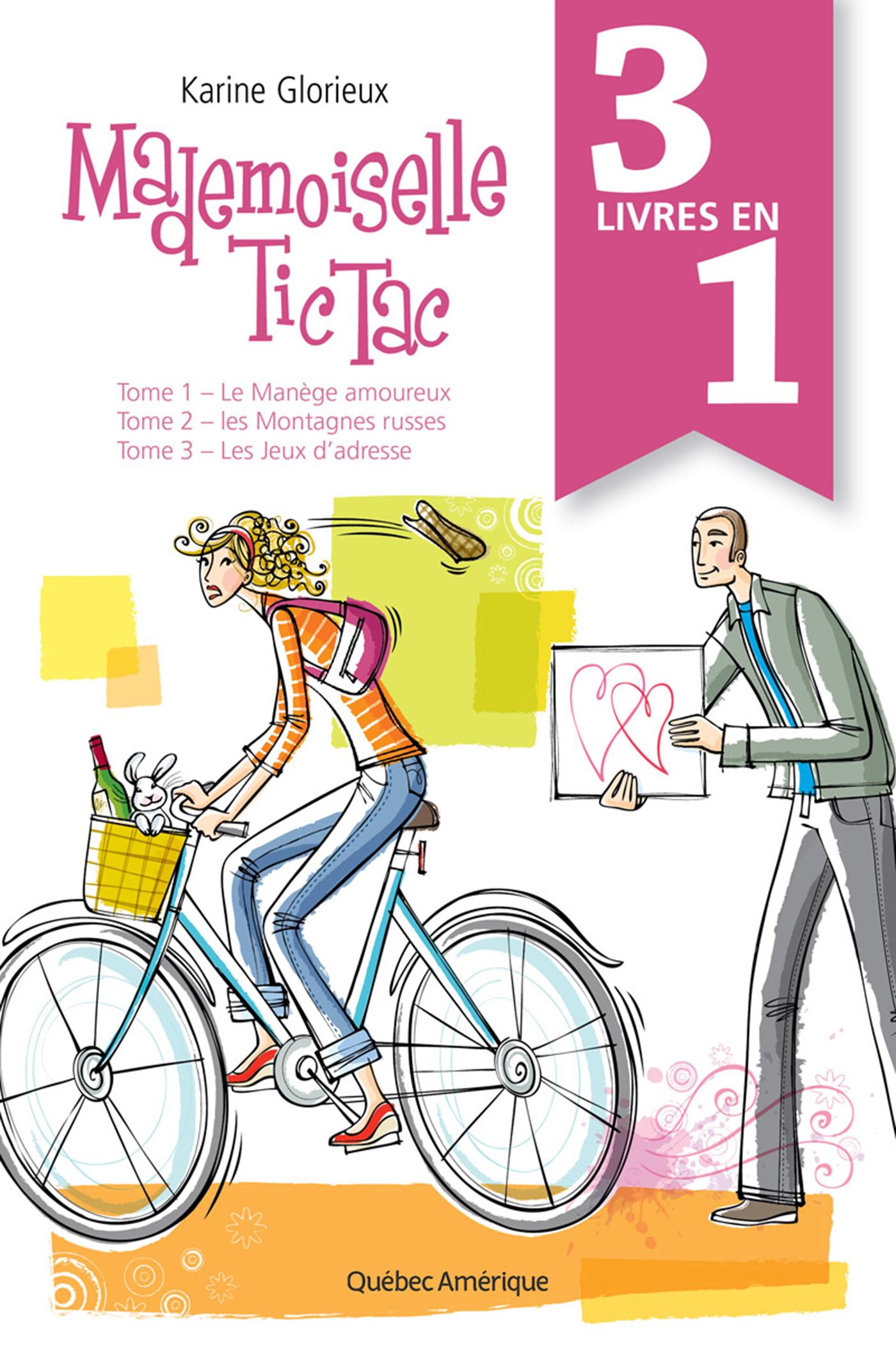 Mademoiselle Tic Tac - Coffret numérique