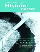 Histoire Québec. Vol. 25 No...