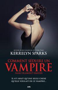 Image de couverture (Comment séduire un vampire (sans vraiment essayer))