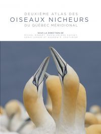 Deuxième atlas des oiseaux nicheurs du Québec méridional