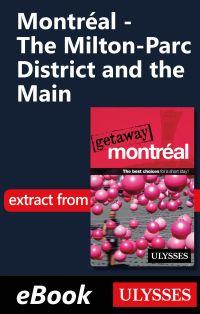 Montréal - The Milton-Parc ...