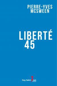 Cover image (Liberté 45)
