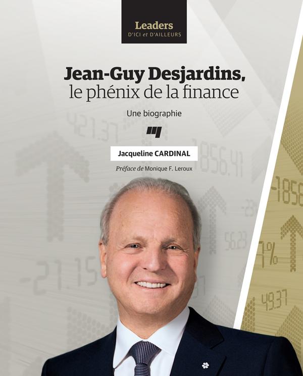 Jean-Guy Desjardins, le phé...
