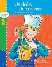 Image de couverture (Un drôle de cuisinier)