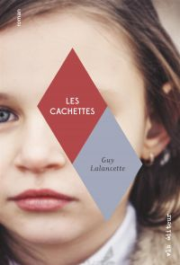 Book cover of Les cachettes.