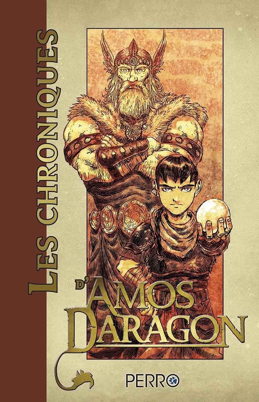 Les chroniques d'Amos Daragon