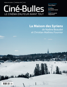Ciné-Bulles. Vol. 36 No. 2, Printemps 2018