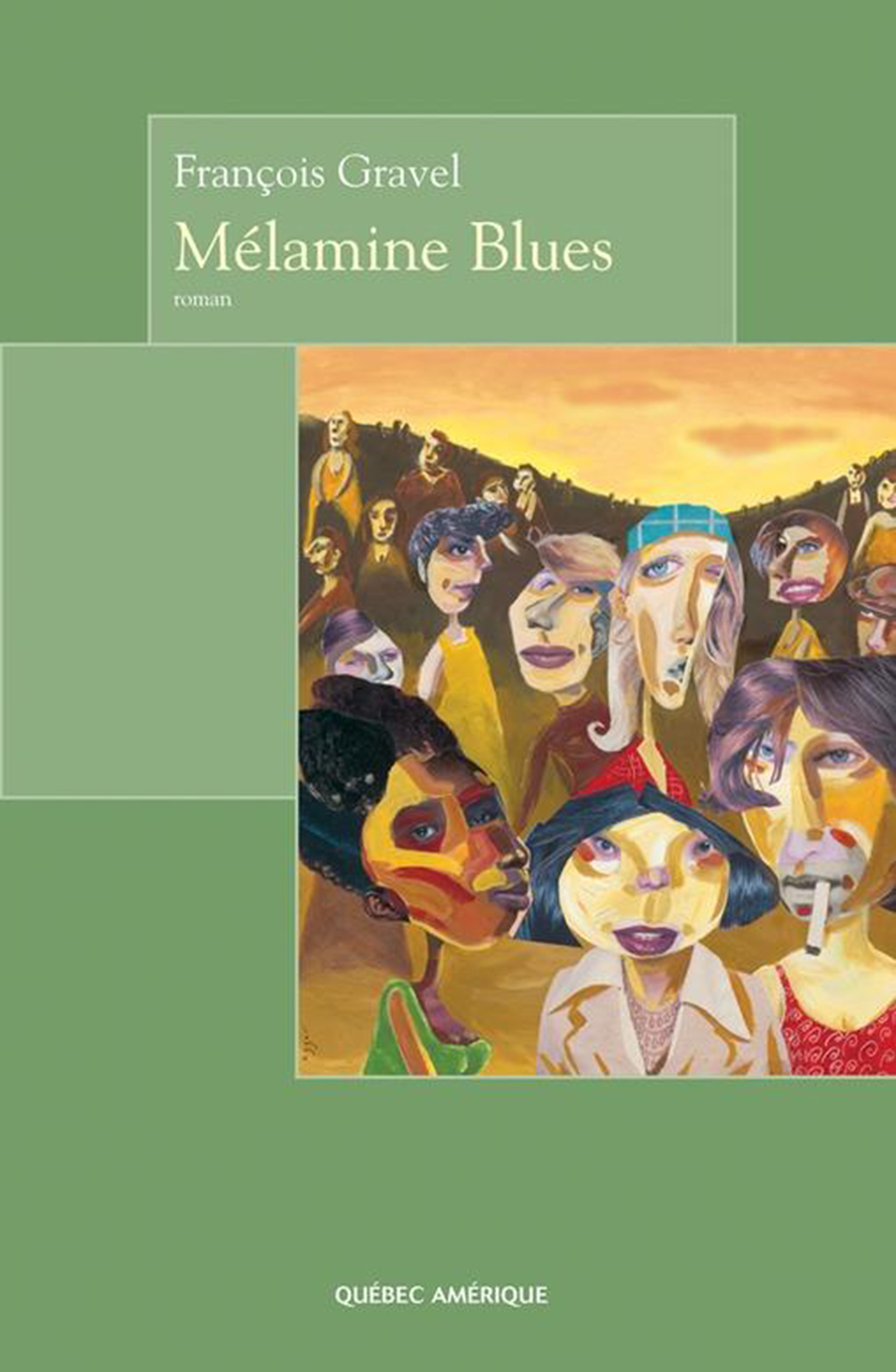 Mélamine Blues