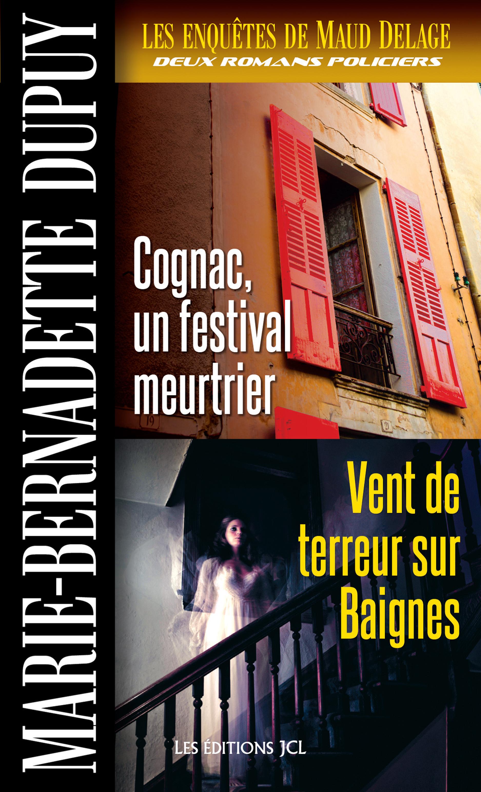 Les Enquêtes de Maud Delage, volume 3