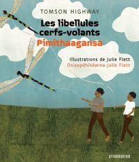 Image de couverture (Les libellules cerfs-volants • Pimithaagansa)