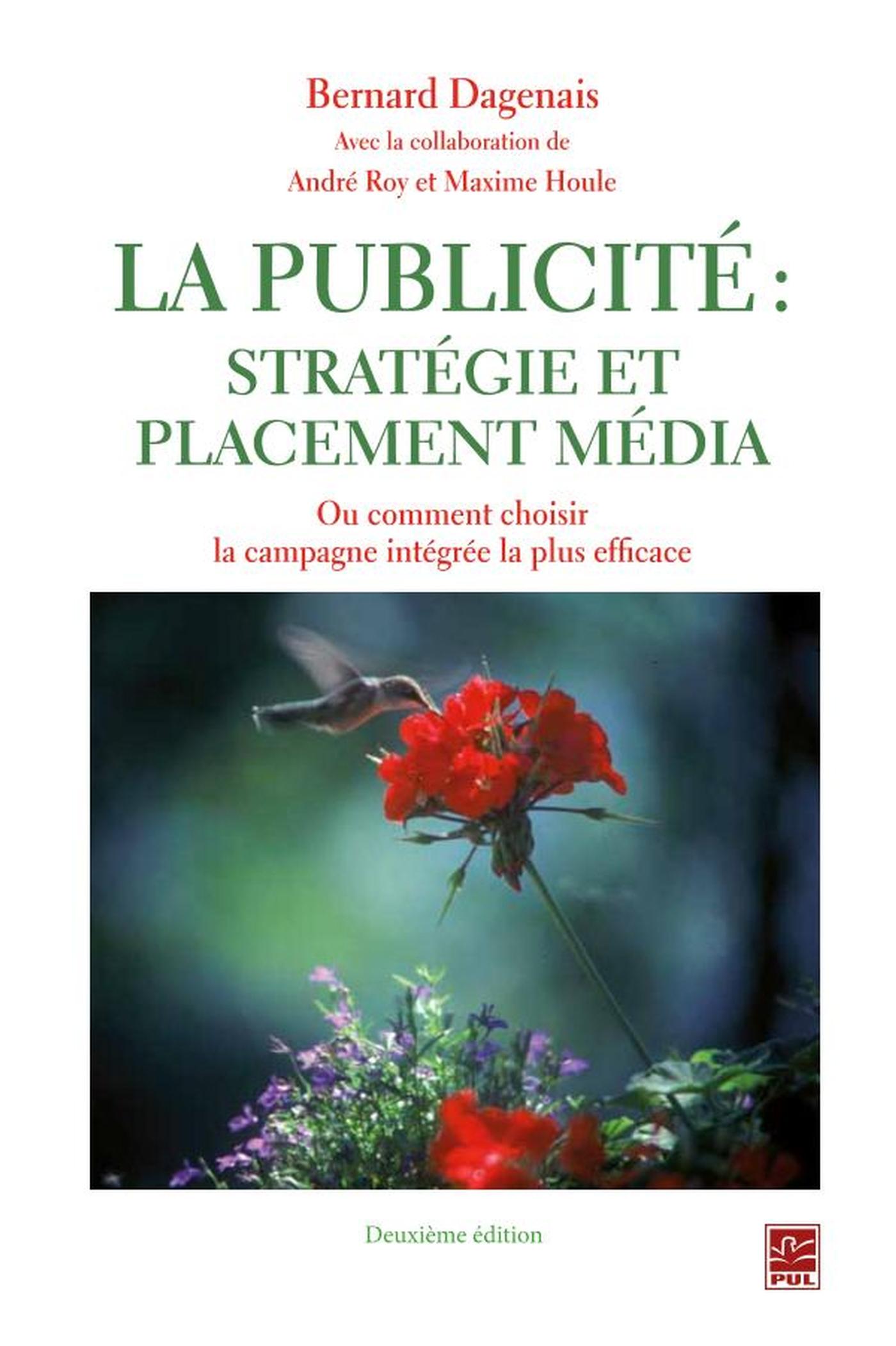 La publicité, stratégie et ...