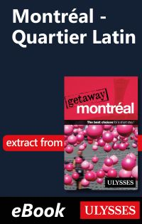 Montréal - Quartier Latin