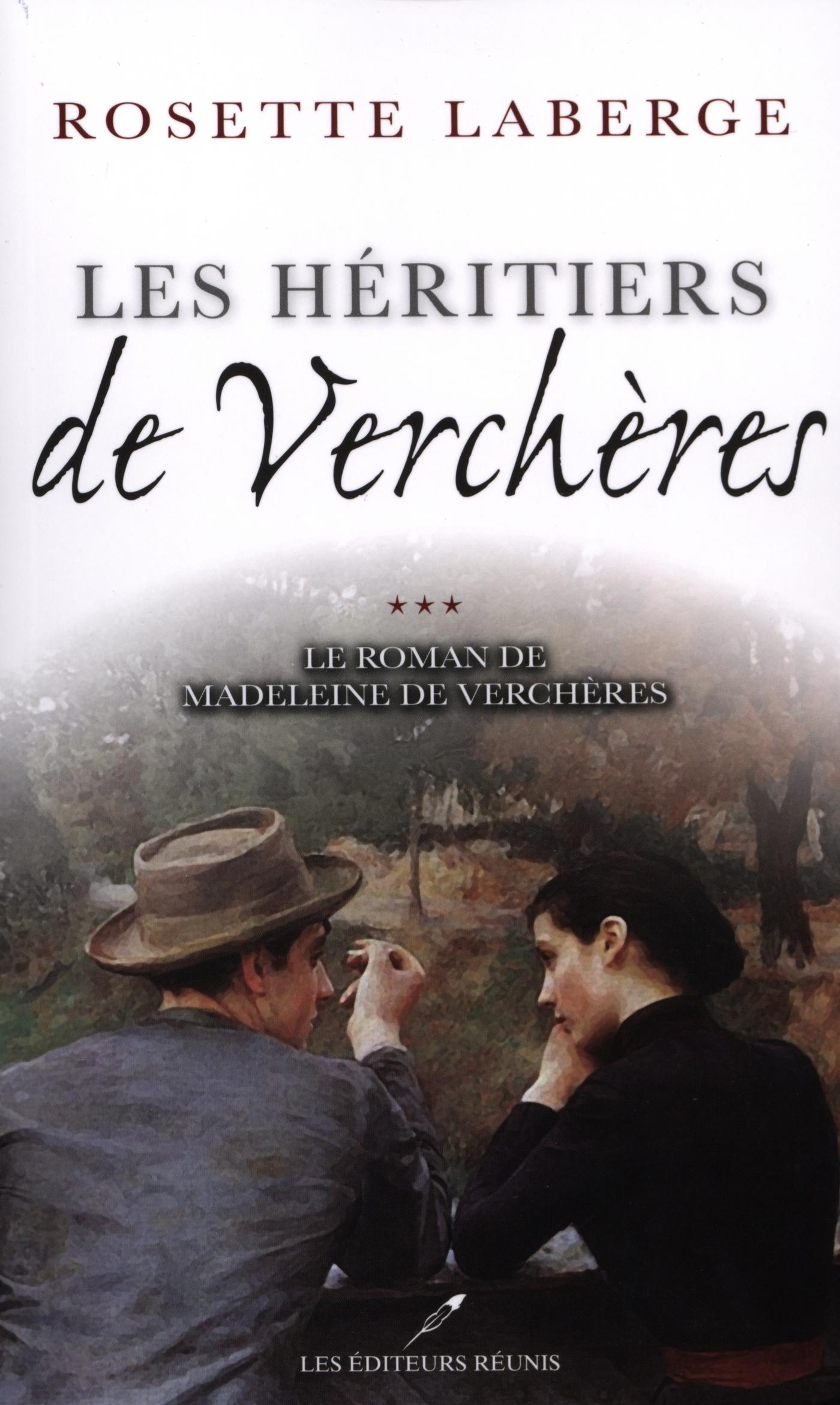 Le roman de Madeleine de Verchères T.3
