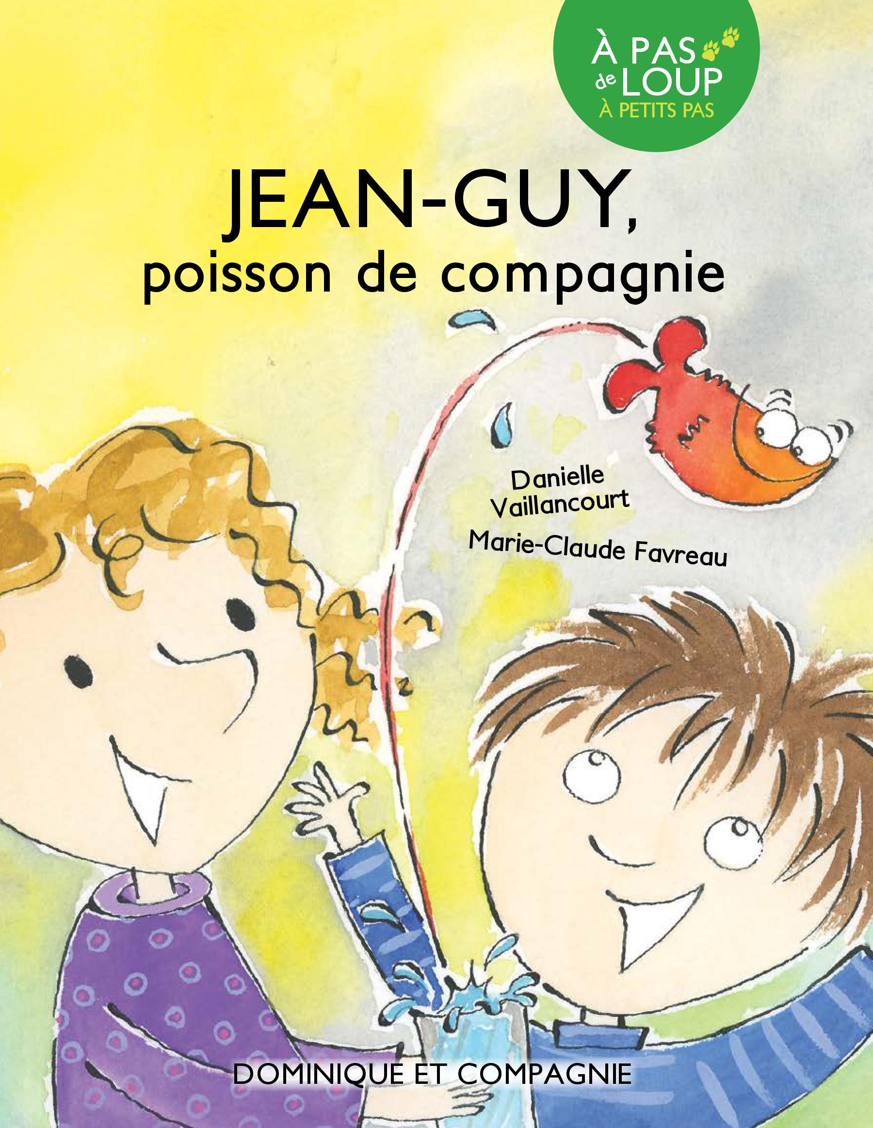 Jean-Guy - Poisson de compa...