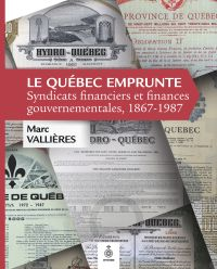 Le Québec emprunte