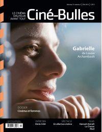 Ciné-Bulles. Vol. 31 No. 3,...