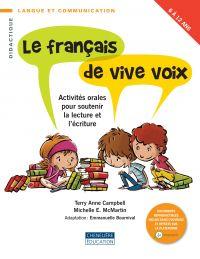Le français de vive voix