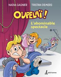 Image de couverture (L'abominable spectacle)