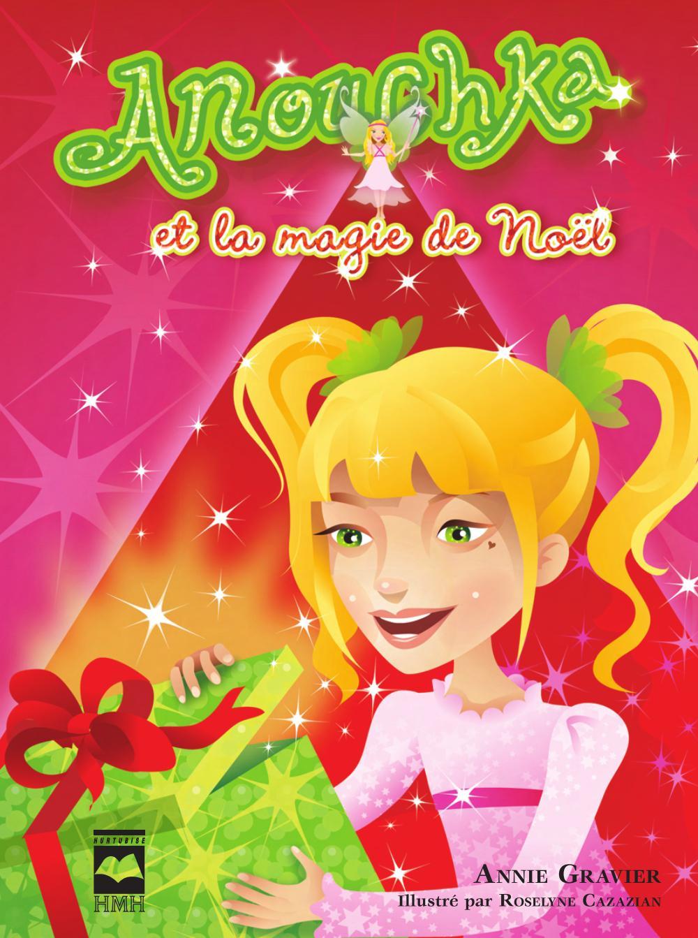 Anouchka et la magie de Noël