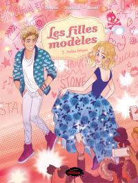 BD Les filles modèles 2: Am...