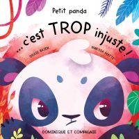 Petit panda... c'est trop injuste!
