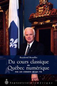 Du cours classique au Québec numérique