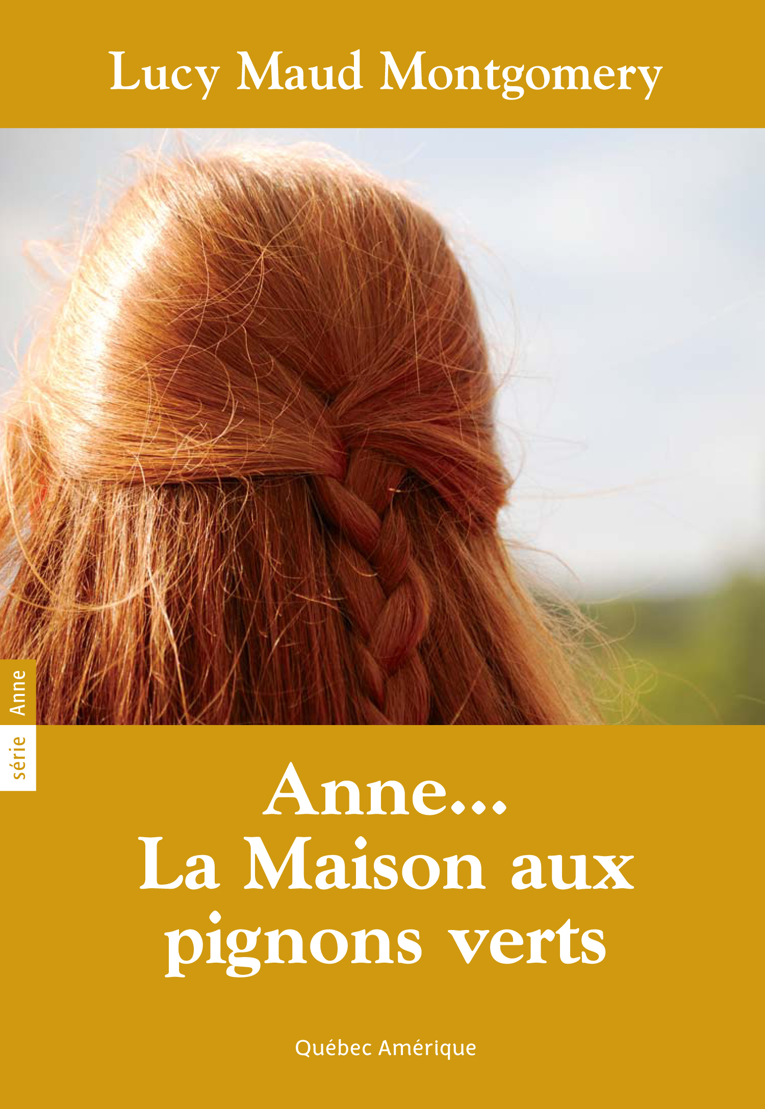 Anne 01 - Anne… La Maison aux pignons verts