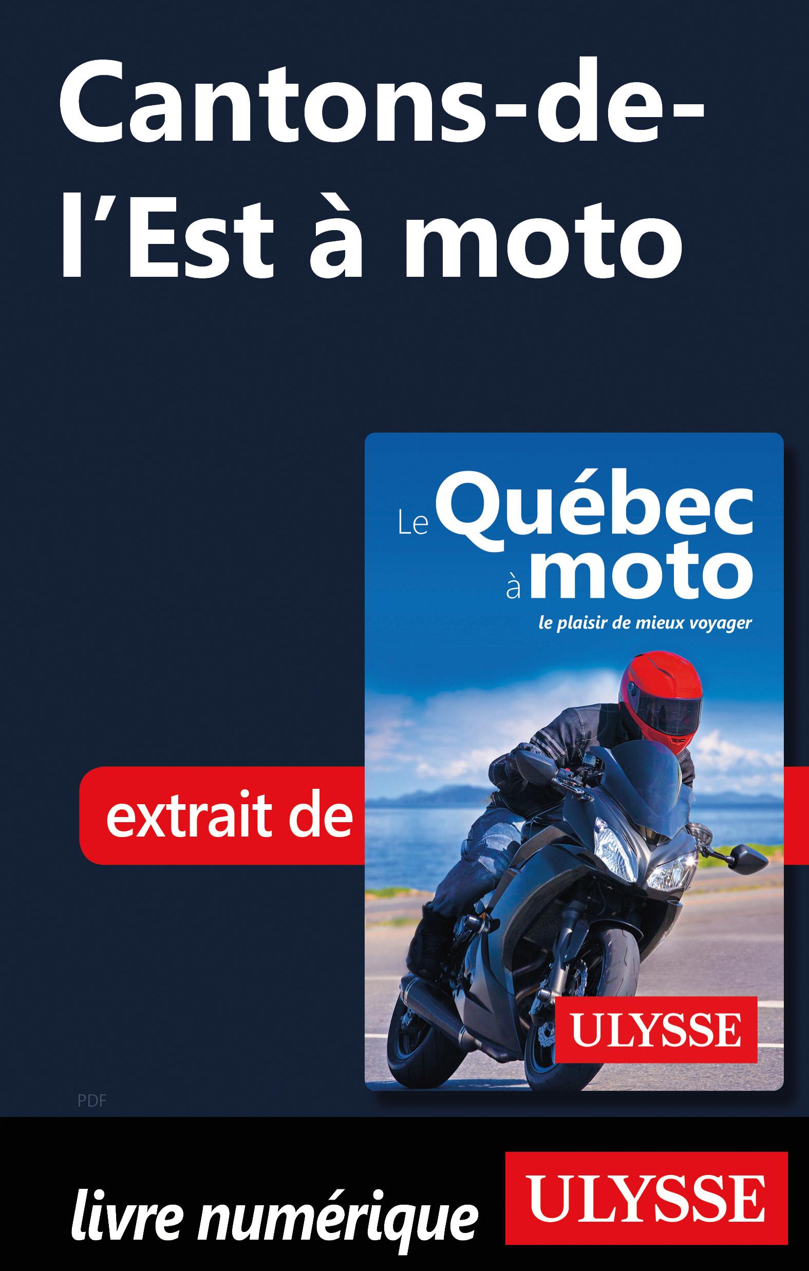 Cantons-de-l'Est à moto