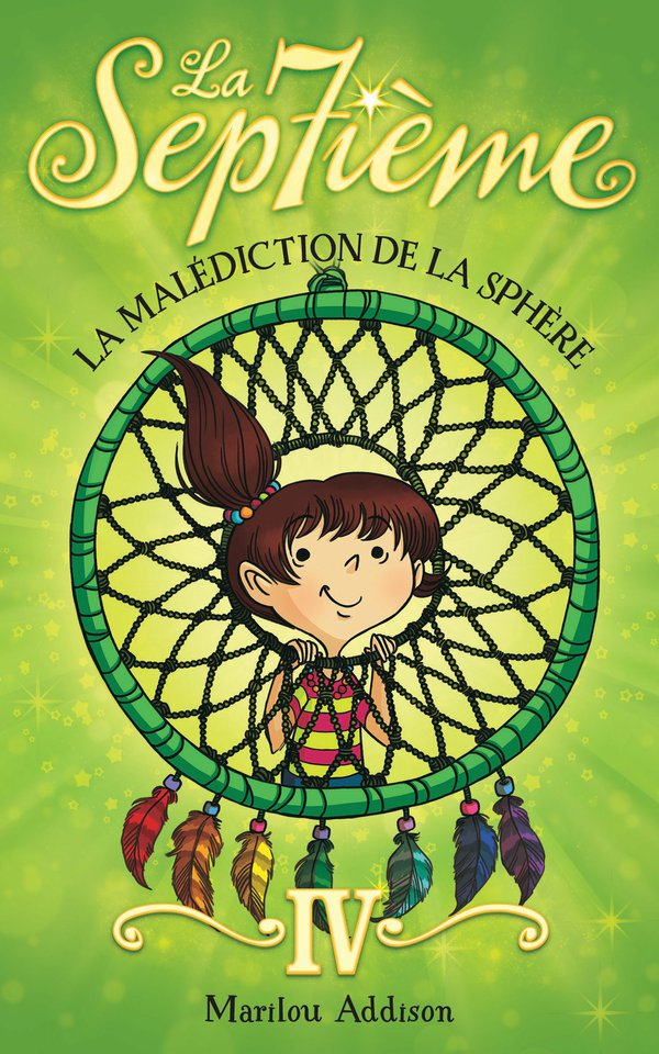 La Septième tome 4 - La malédiction de la sphère, La malédiction de la sphère