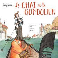 Image de couverture (Le Chat et le gondolier)