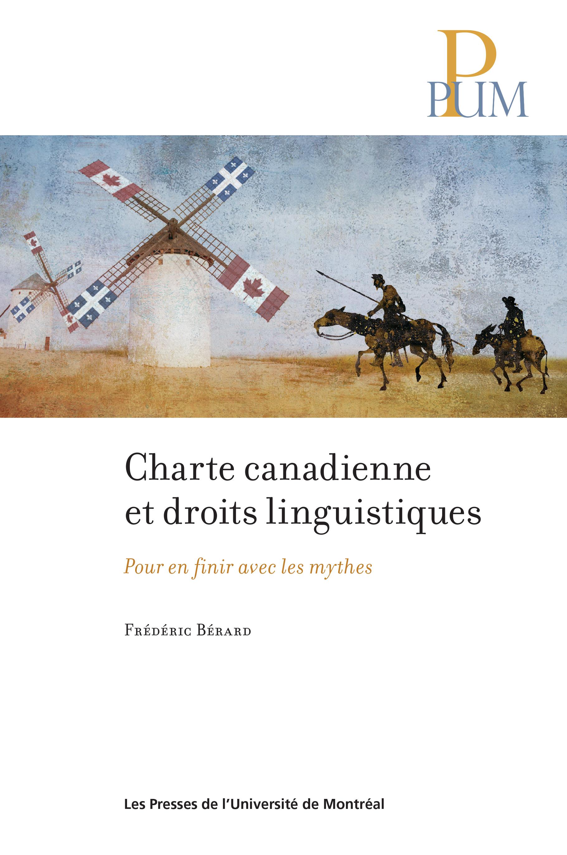 Charte canadienne et droits linguistiques