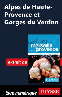 Alpes de Haute-Provence et ...