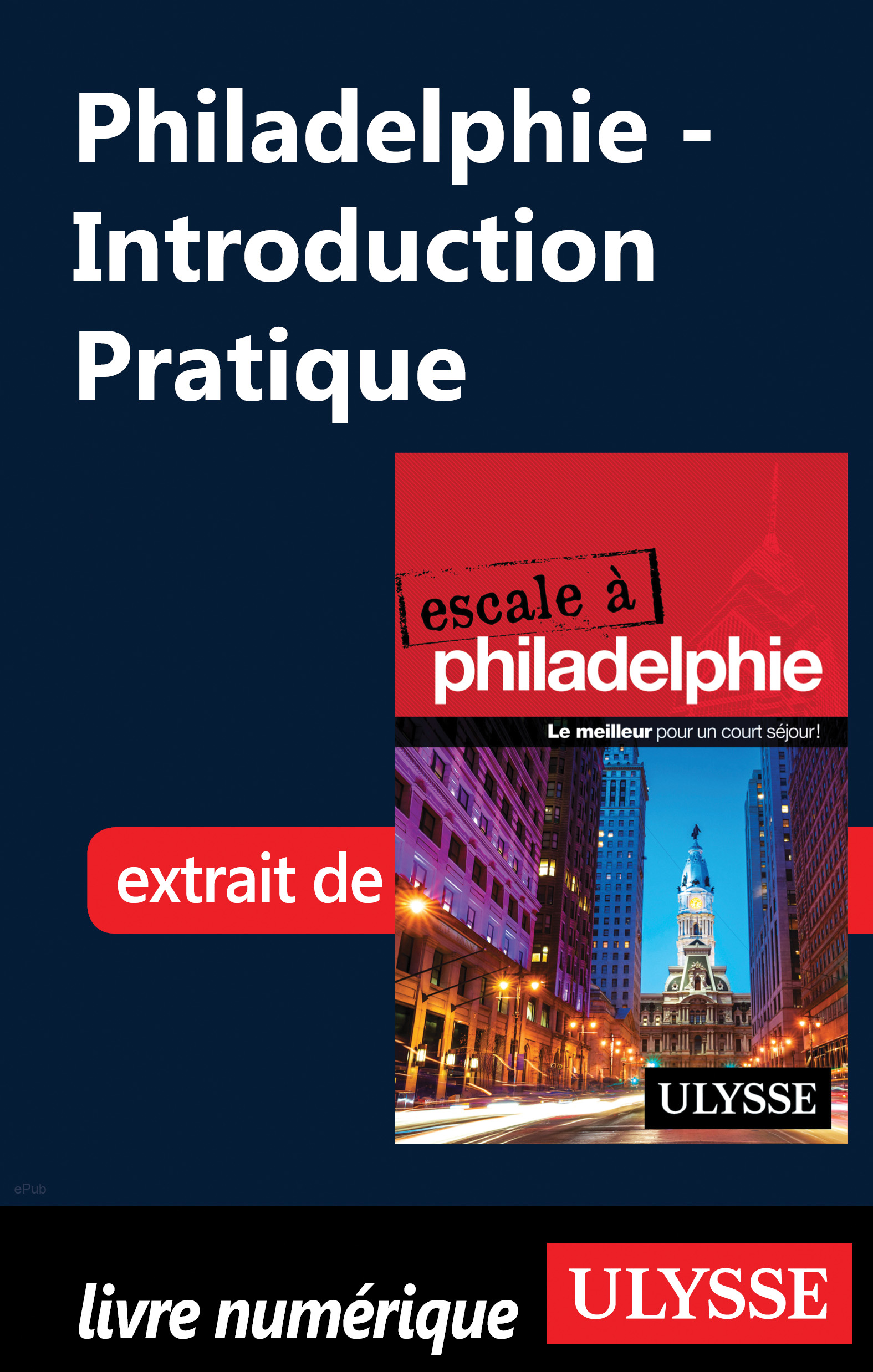 Philadelphie - Introduction...