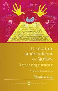 Littérature amérindienne du Québec