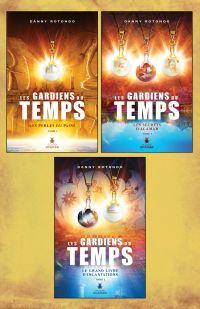 Coffret Numérique Trilogie - Les gardiens du temps