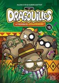 Image de couverture (Les dragouilles 15 - Les orangées de Johannesburg)