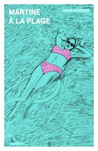 Image de couverture (Martine à la plage)