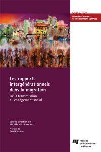 Les rapports intergénérationnels dans la migration