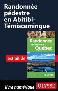 Randonnée pédestre en Abitibi-Témiscamingue