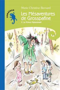 Image de couverture (Les Mésaventures de Grosspafine T2)